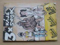 3x Kája Saudek (1989)