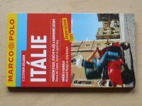 Itálie s cestovním atlasem - Marco Polo 2010