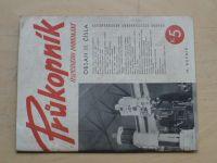 Průkopník 11 (1943) ročník IX.