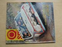 Svět motorů 1-41 (1981) ročník XXXV. (chybí čísla 18, 40, 39 čísel)