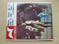 Svět v obrazech 8 (1976) ročník XXXII.