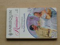 Romance, č.53: Michaelsová - Na Safírovém jezeře (1993)