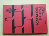 Katalog cihlářských výrobků (Brno 1985)