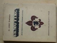 Dr. Šimánek - Skauting - Jeho podstata, význam a ethika (1946)