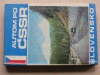 Roubal - Autom po ČSSR - Slovensko (1969) slovensky
