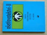 Vučková - Ošetřovatelství II - Obor všeobecná sestra 2. ročník (1995)
