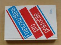 Tionová- Francouzština pro pokročilé (1992)