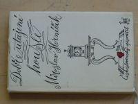 Horníček - Dobře utajené housle (1969) podpis autora