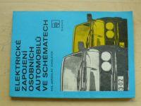 Ing. Cholevík - Elektrické zapojení osobních automobilů ve schématech (1984)