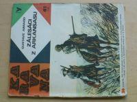 Karavana 41 - Aimard - Zálesáci z Arkansasu (1971)