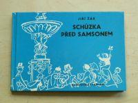 Žák - Schůzka před samsonem - Budějovický fejeton (1963)