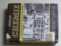 Přehled chemie a chemické technologie I. díl (1954)
