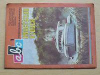 ABC 1-24 (1976-77) ročník XXI. (chybí čísla 5, 8-9, 12, 19, 22, 18 čísel)
