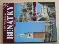 Kniha vzpomínek na Benátky - Bonechi 1994 (příloha - mapa)