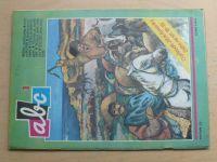 ABC 1-24 (1977-78) ročník XXII. (chybí čísla 2-4, 10, 12, 19 čísel)