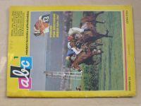 ABC 1-24 (1978-79) ročník XXIII. (chybí čísla 2, 4-5, 10, 17, 21, 18 čísel)