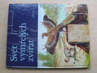 Záruba, Burian - Svět vymřelých zvířat (1986)