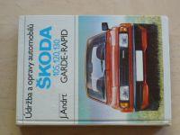 Andrt - Údržba a opravy automobilů Škoda 105-120-130-Rapid (1984)