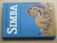 Johnson - Simba - africká dobrodružství s králem zvířat (1932)