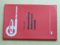 Khol - Akumulátory motorových vozidel (1974)