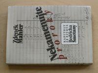 Mahler - Nekamenujte proroky - Kapitoly ze života Bedřicha Smetany (1989)