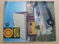 Svět motorů 42 (1973) ročník XXVII.