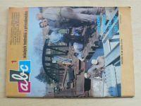 ABC 1-24 (1984-85) ročník XXIX. (chybí čísla 11, 16-17, 20, 23, 19 čísel)