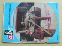 ABC 1-24 (1985-86) ročník XXX. (chybí čísla 1, 4, 9, 15-16, 19 čísel)