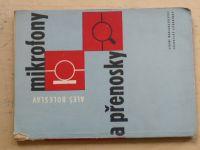 Boleslav - Mikrofony a přenosky (SNTL 1962)