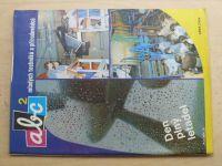 ABC 1-24 (1986-87) ročník XXXI. (chybí čísla 1, 4, 10, 14, 19-20, 23, 17 čísel)