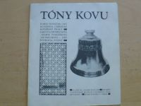 Tóny kovu (Muzeum Olomouc 1985 - katalog) Kutzfeld, Dytrichová, Tomášková, Svoboda