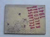 Včelařský kalendář 1941 moravský