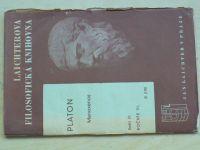 Platon - Menexenos - Laichterova filosofická knihovna 31