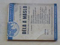 Stránský - Děla a máslo - Německo v zimě 1936-1937 (1937)