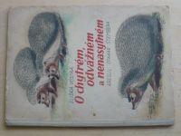 Vostrá - O chytrém, odvážném a nenasytném (1947) il. Štembera