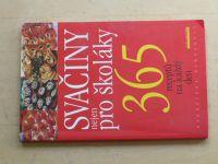 Šimonková - Svačiny nejen pro školáky - 365 receptů (2002)