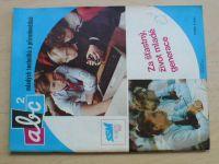 ABC 1-24 (1987-88) ročník XXXII. (chybí čísla 1, 7-8, 17, 24, 19 čísel)