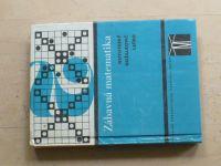 Novoveský, Križalkovič, Lečko - Zábavná matematika (1979)