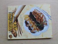Vegetariánská kuchyně - inspirativní nápady na hlavní jídla, svačiny a zákusky (2000)