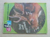 ABC 1-24 (1988-89) ročník XXXIII. (chybí čísla 13, 17, 23, 21 čísel)
