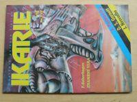 Ikarie 1-12 (1993) ročník IV. (chybí čísla 2, 8, 10 čísel)