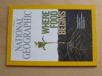 National Geographic (září 2008) anglicky