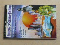 The magazine of Fantasy & Science Fiction CS EDITION - Asimov: Měsíc a my III. (1992)