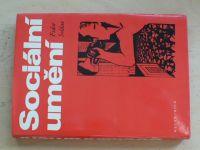 Fedor Soldan - Sociální umění (1980) Sociální malířství a sochařství 20. a 30.tých let