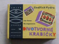 Jungmannová, Zeman - Divotvorné krabičky (1964) OKO 14