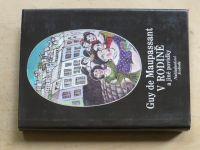 Maupassant - V rodině a jiné povídky (1990)