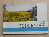 Plevka - Teplice - Město, lázně, okolí (1966)