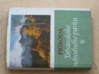 Príroda Tatranského národného parku (1957) zost. Hirš, slovensky