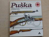 Rogl - Puška - Zbraň vojáků, lovců a sportovců (Azimut 1977)