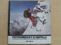 Šmíd - Fotoobrazy z Nepálu - Horolezecká expedice 1984 Lhotse Shar, Dhaulagiri